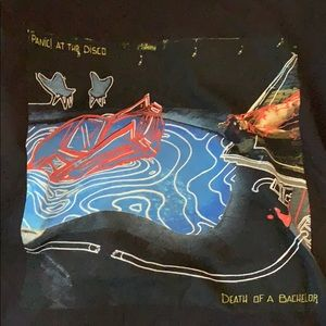 Tops - ❌SOLD❌Panic at the Disco Death Of A Bachelor Tee
